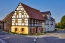 Fachwerkhaus in Sachsen