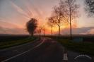 Sonnenuntergang Ahlerstedt